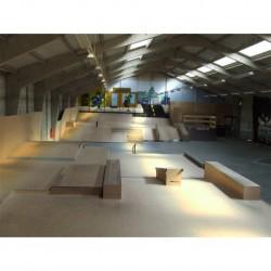 Skatepark Dunkerque Indoor