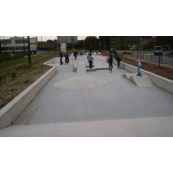 Skatepark Aulnoy-les-Valenciennes