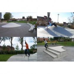 Skatepark Douai Minipark