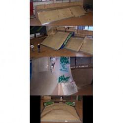 Skatepark Le Globe
