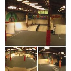 Skatepark Biarritz indoor