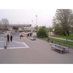 Skatepark Park Léon Bollé