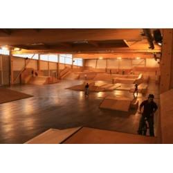 Skatepark Le Mans Indoor