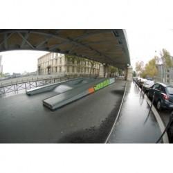 Skatepark Quai de la Gare