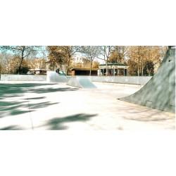 Skatepark Porte d'Orléans