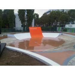 Skatepark 20ème - Fougeres
