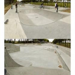 Skatepark Magny-Les-Hameaux