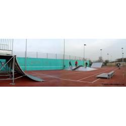 Skatepark Montigny