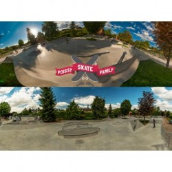 Skatepark Poissy