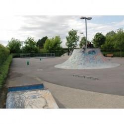Skatepark Voisins le Bretonneux