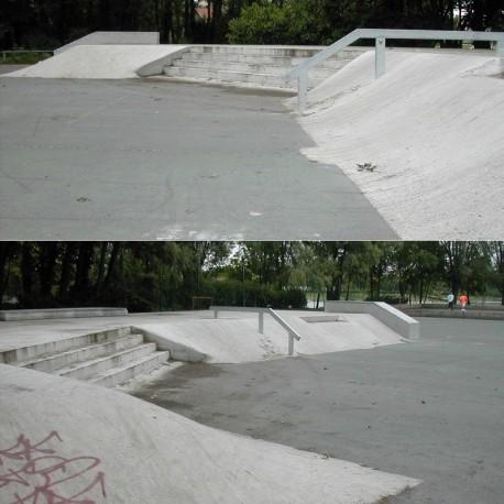 Skatepark Amiens St-Pierre