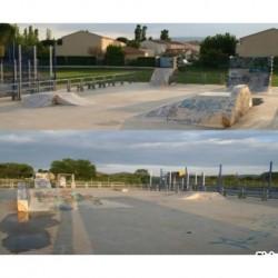 Skatepark Garéoult