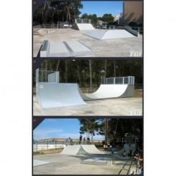 Skatepark Six-Fours