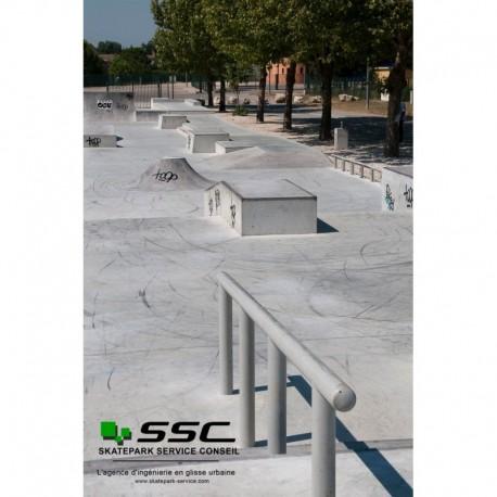 Skatepark Skateplazza de Vedène