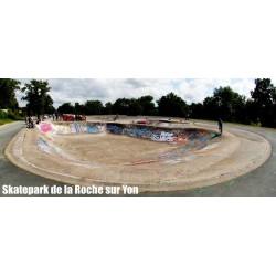 Skatepark La Roche-sur-Yon