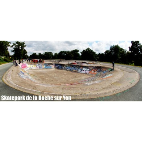 skatepark la roche sur yon vendee pays de la loire 85. Black Bedroom Furniture Sets. Home Design Ideas
