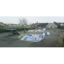 Skatepark Noirmoutier-en-l'Île