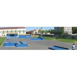 Skatepark Auxerre