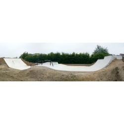 Skatepark Saulx les Chartreux
