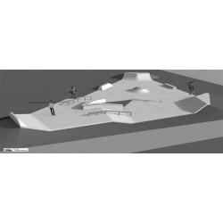Skatepark Saint-Chéron
