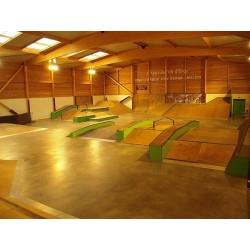Skatepark Val d'Orge