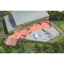 Skatepark Val d'Orge Outdoor