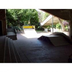 Skatepark Issy Les Moulineaux