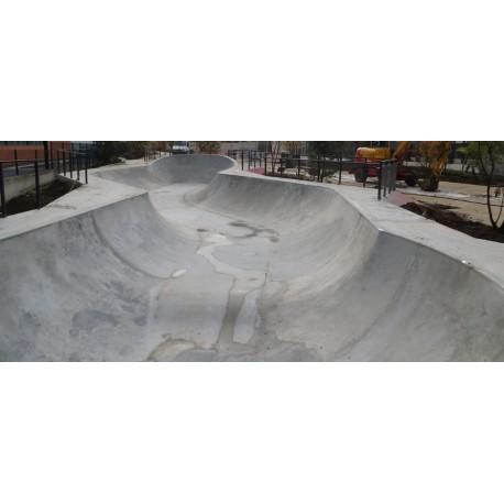 Skatepark Courbevoie
