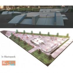Skatepark Saint-Denis