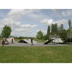 Stakepark Park des 33 Hectares