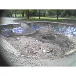 Skatepark Bowl de Cergy