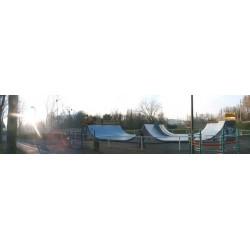 Skatepark Saint Ouen l'Aumône