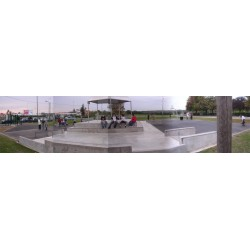 Skatepark Street Park de Méry-sur-Oise