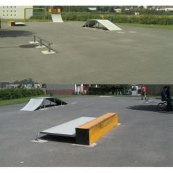 Skatepark Déville-Lès-Rouen