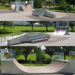 Skatepark Gravenchon