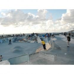 Skatepark Bowl du Havre