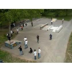 Skatepark Ile Simon