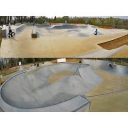 Skatepark Bois-le-Roi