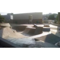 Skatepark Arcueil / Gentilly