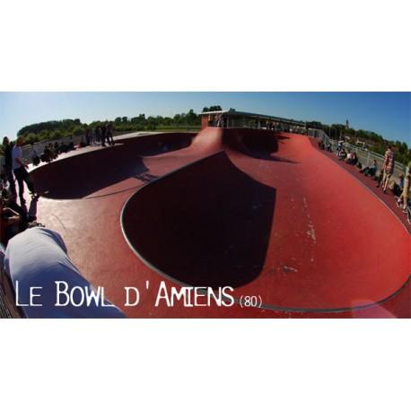 Skatepark Bowl d'Amiens