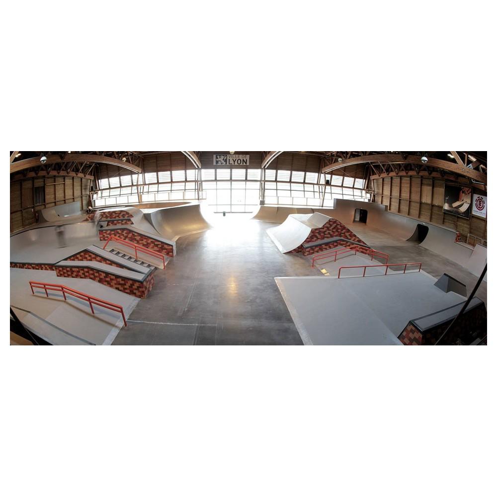 Skatepark ADRSB de Lyon