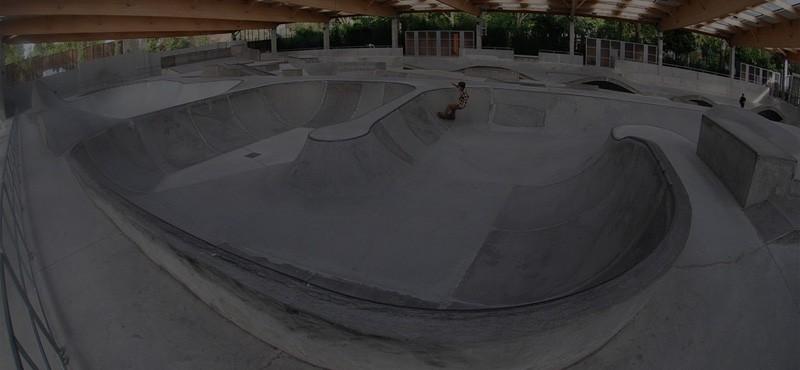 Skatepark Paris - EGP18