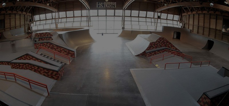 Skatepark Lyon - Gerland